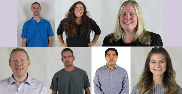 Mirror Show Management Hires Seven New Employees