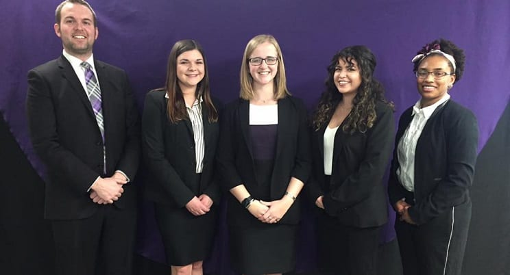 Data Security Proposal Wins First PCMA North American Student Competition