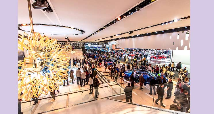 North American International Auto Show Announces 2020 Dates