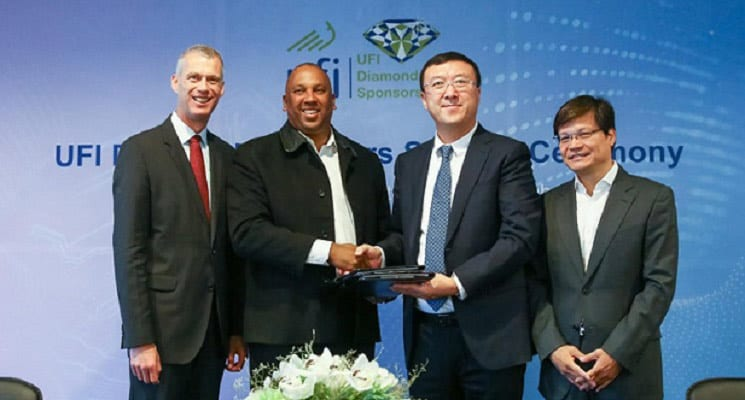 Shenzhen World Signs Multi-Year Diamond Sponsorship Agreement with UFI