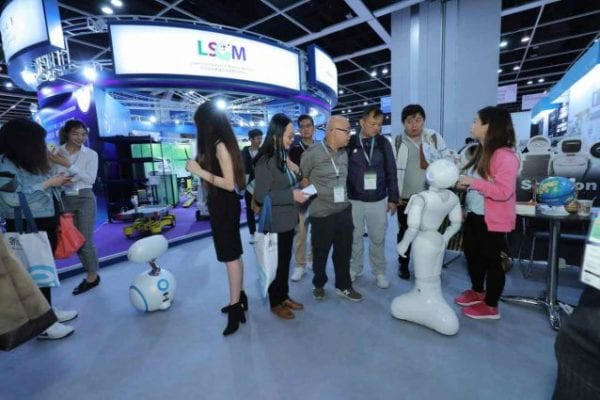 SmartBiz Expo and Franchising Show a Success in Hong Kong