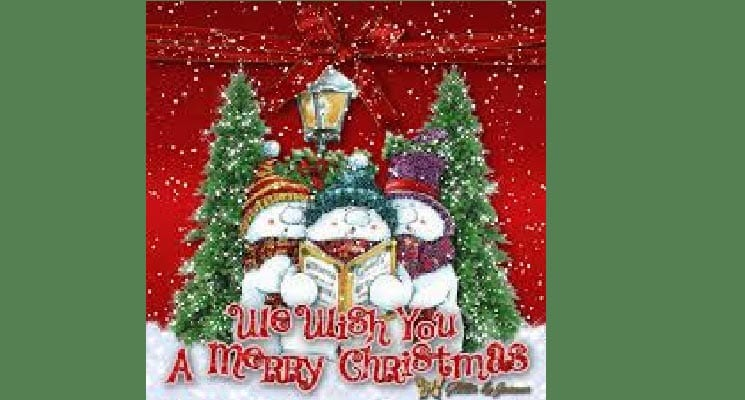 Merry Christmas! Happy Holidays! From all of us at ECN to you!