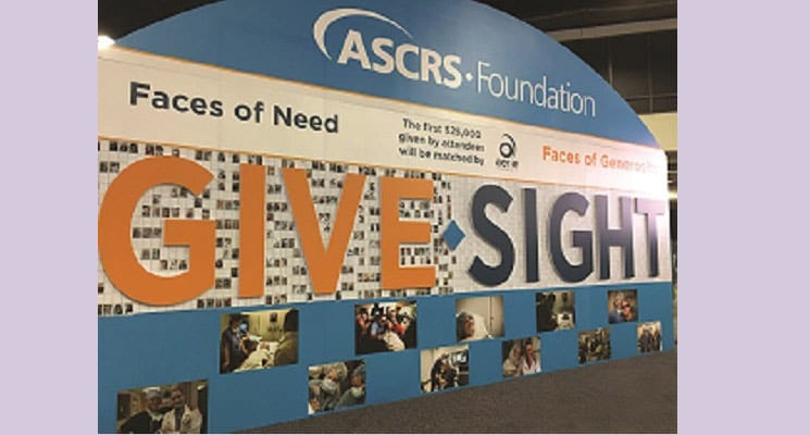 CDS Renews Contracts with ASHG & ASCRS