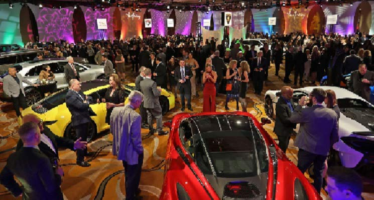 NAIAS' Off to Fast Start as 2019 Show Begins