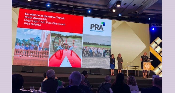 PRA Honored with SITE Crystal Awards