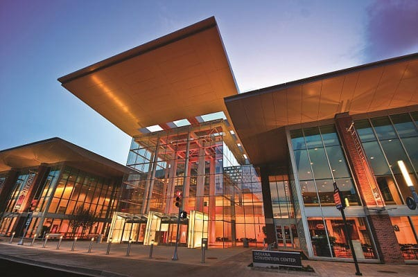 Convention Center Snapshot:  The Indiana Convention Center