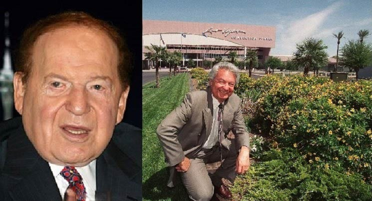 LVCC to be Renamed the Adelson/Cortez Center