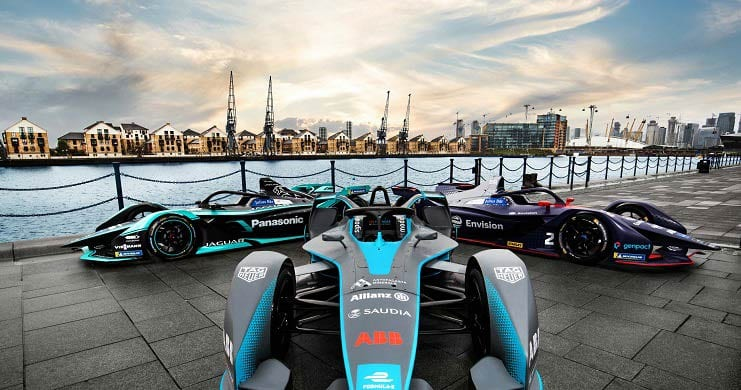 Formula E Championship to be held at ExCeL London in 2020