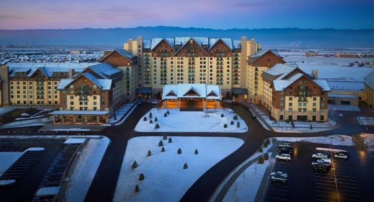 The Gaylord Rockies Resort & Convention Center Opens in Aurora