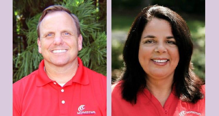Kevin Luken & Angela Earthman Join Momentum's SoCal Team