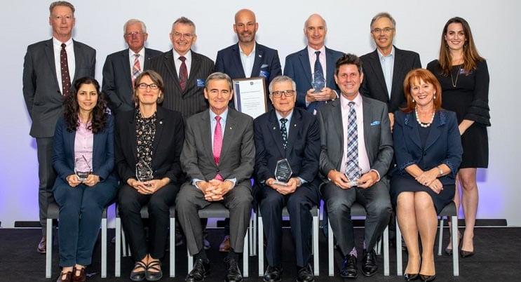 Melbourne Ambassadors Honored for Nine Conferences