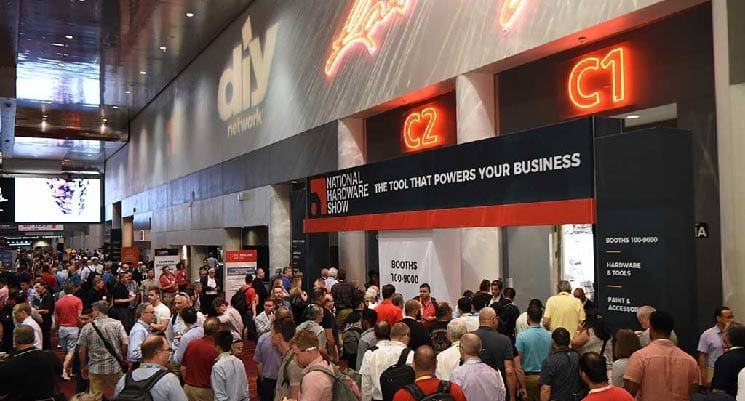 National Hardware Show Set for May 7-9 in Las Vegas