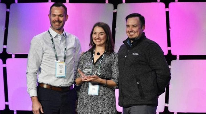 Orbus Named 2018 Display Manuf. Partner of the Year