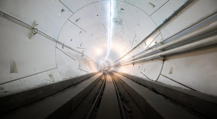 LVCC Looks at Underground Transportation System
