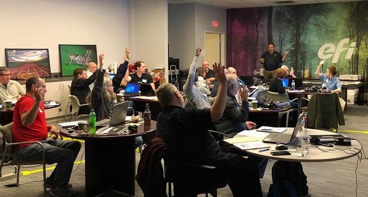 Registration Opens for SGIA Color Management Boot Camps