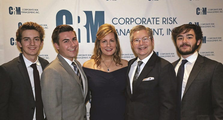 Corporate Risk Management, Inc. Celebrates its 40th Anniversary