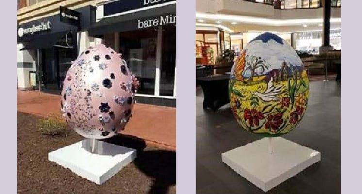 Creatacor, Starwood Join for 'Artistic Eggspressions'