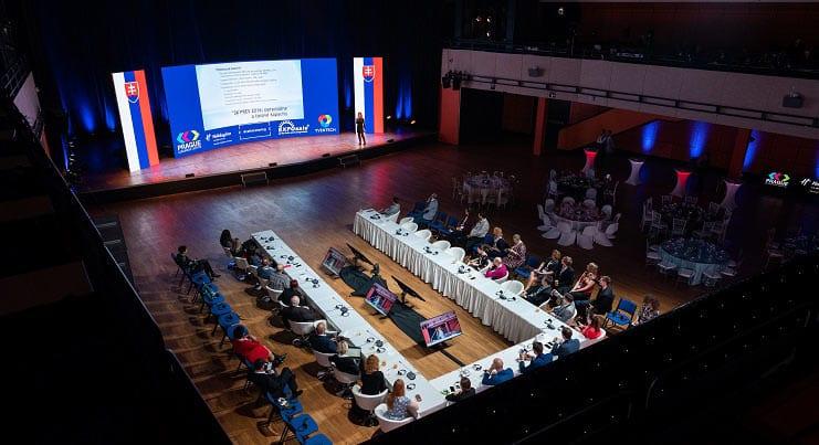 EU Presidency Holds Trial Run at Prague Congress Centre