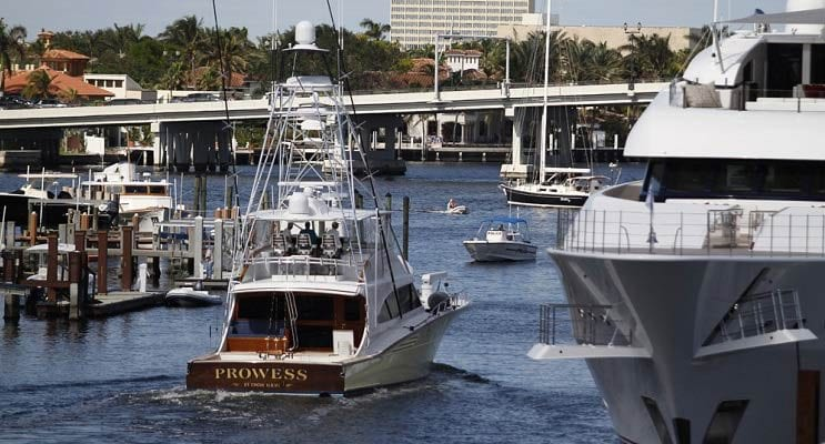 Fort Lauderdale Leads Top Three Global Boat Shows