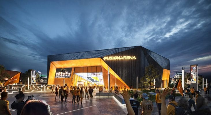 Esports Arena Announced for Philadelphia Sports Complex