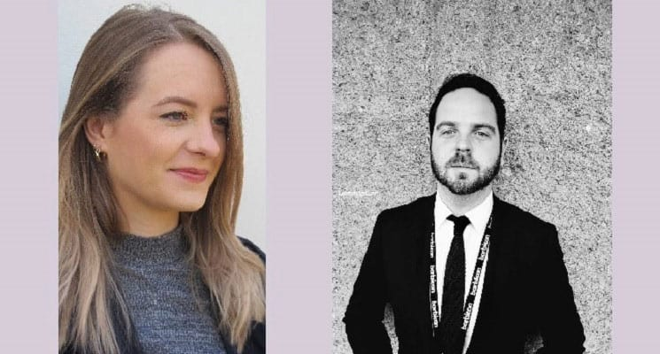 Jenny Waller & Charlie Smith to Head Up Barbican's Sales Team
