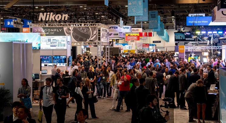 NAB Show 2019 Reports 91,460 Attendance