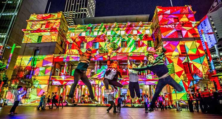 VIVID Program Helps See Sydney in New Light