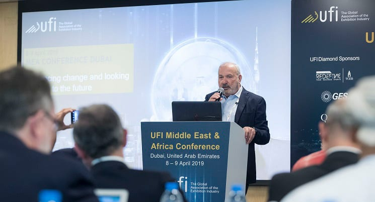 UFI Conference in Dubai Showcases Vibrant Industry