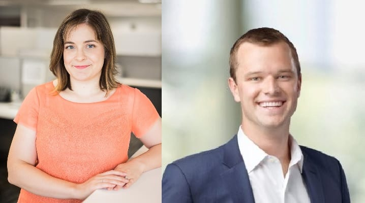 Corcoran Expositions Promotes Carly DiVito & Kyle Corcoran