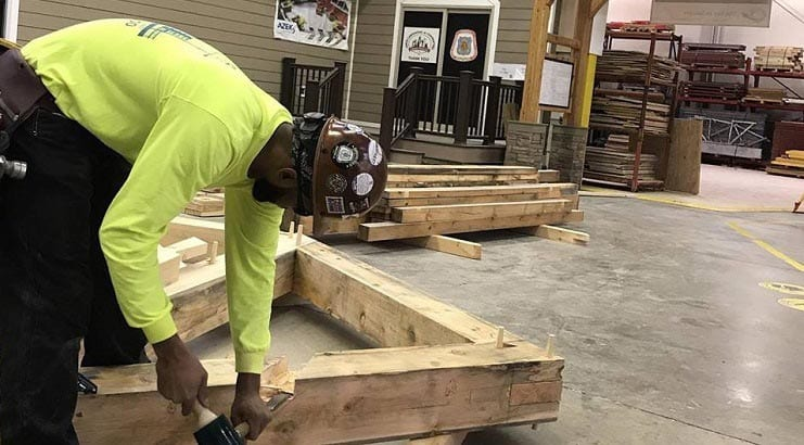 Chicago Carpenters Revolutionize Construction Industry