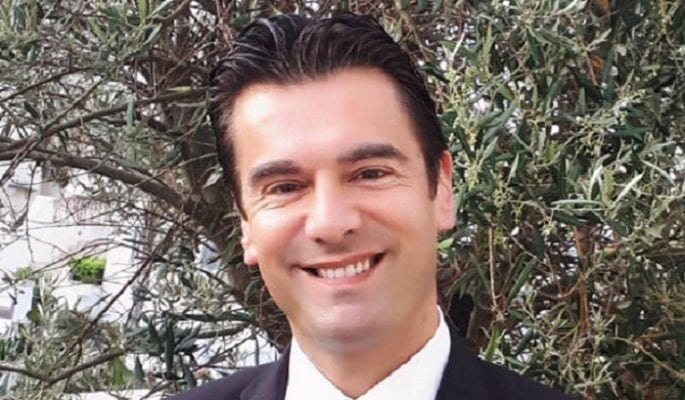 Christophe Berger is Newly Appointed Director of Conventions Malta