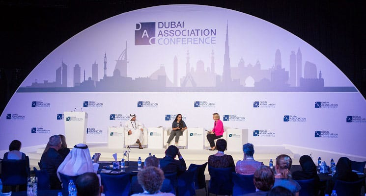Dubai Conference Returns under Crown Prince