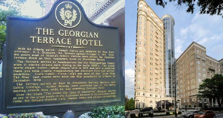 The D.E.A.L.: The Georgian Terrace Hotel: The Grand Dame of Atlanta