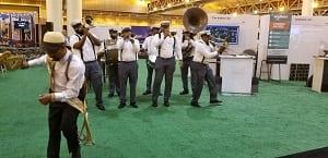 IAEE Brass Band to Open Tradeshow