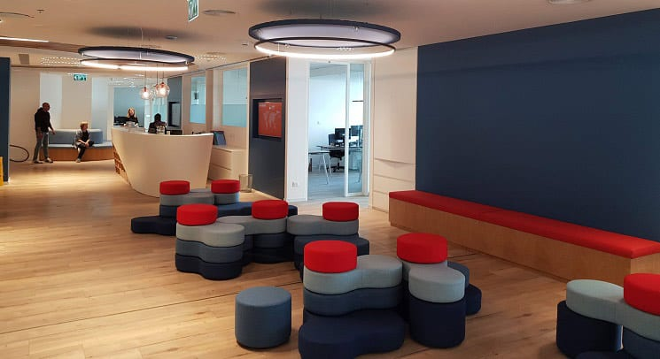 Kenes Group Moves to New Office in Israel