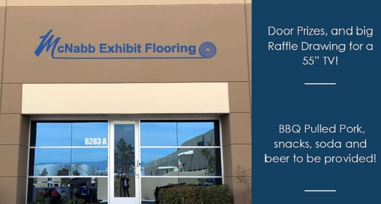 D.E. McNabb Flooring Celebrates New Las Vegas Office with Open House Party May 15