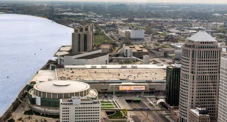 Cobo Center Updates Event Planning Guide