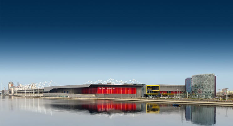ExCeL London Cements Position as Powerhouse