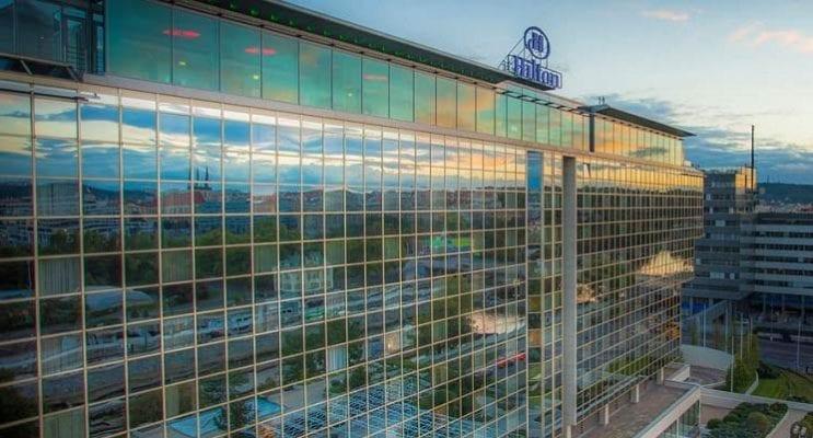 Hilton Prague Named Top Meeting Hotel in Europe