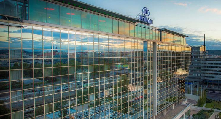 Hilton Prague Named Top Meeting Hotel in Europe