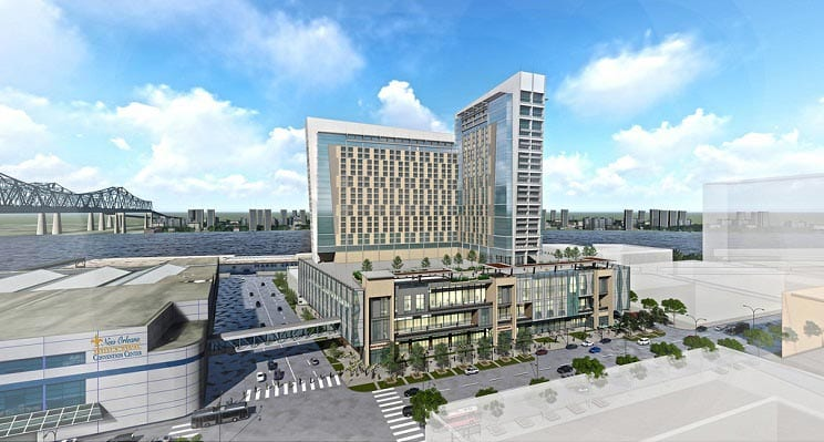 New Orleans Clears Last Hurdle forNew Hotel