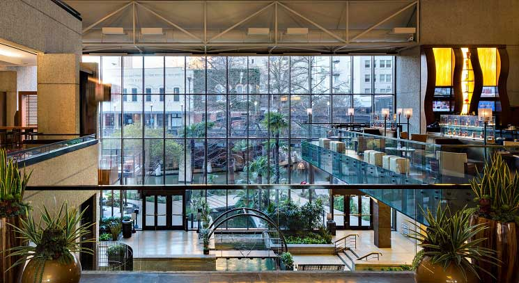 San Antonio Hyatt Renovates Conference Center