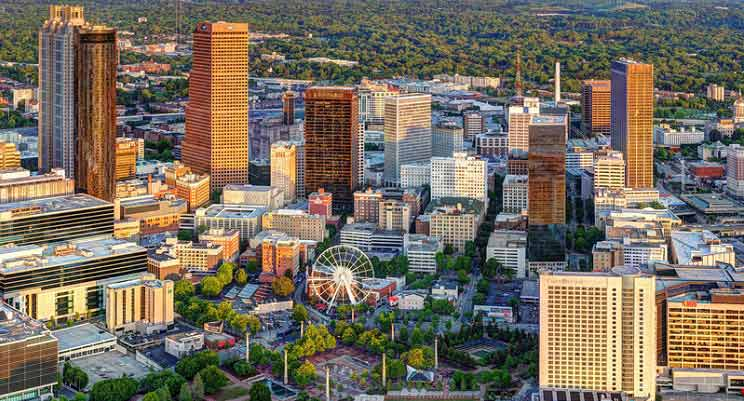 Atlanta Opens New Visitor Information Center
