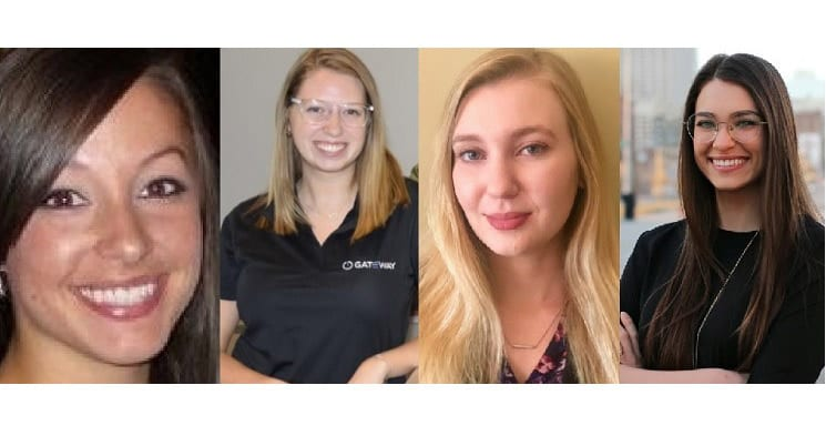 Gateway Hires Four Across Three Departments