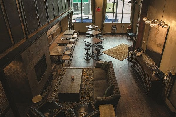 D.E.A.L.: Black Rabbit in Printer's Alley Transports You to a '20s Speakeasy