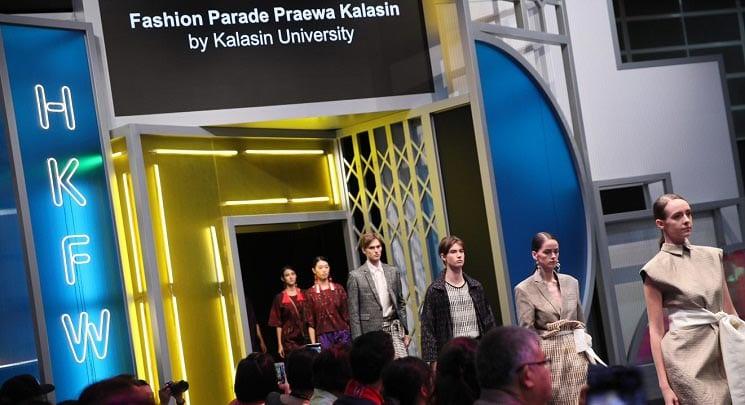 Hong Kong Showcases Latest Fashion Designs