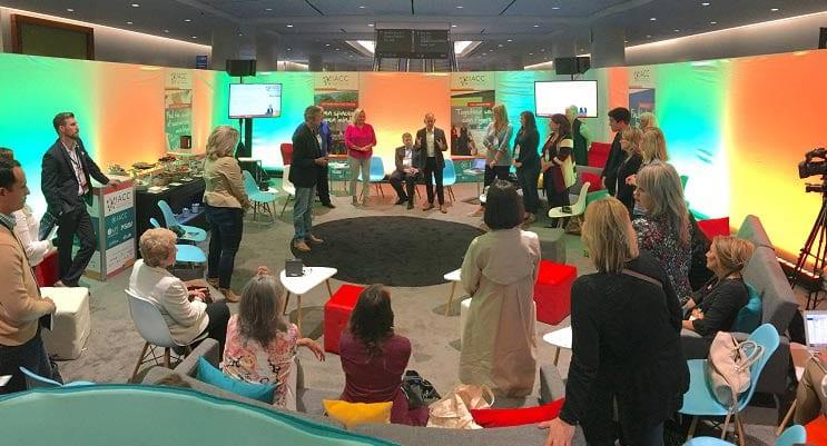 IACC Delegates Explore Meetings of Future