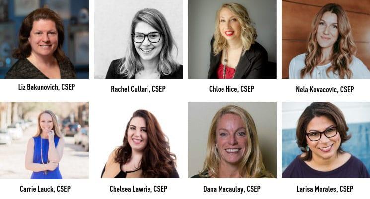 ILEA Recognizes Eight CSEPs