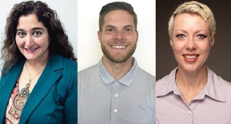 Edlen Welcomes Jaleh Browder & Daniel Pete; Promotes Rae Podrebarac