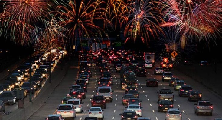 Nearly 49 Million to Travel on Fourth of July